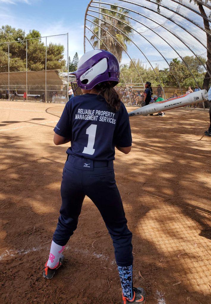 RPMS softball sponsorship